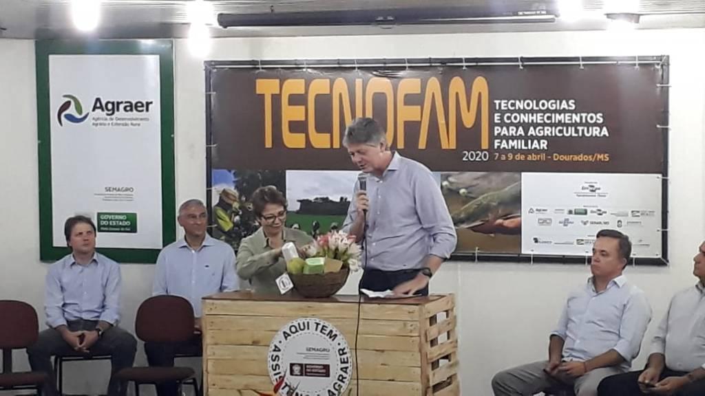 EVENTO TECNOFAM PARA AGRICULTORES FAMILIARES É LANÇADO EM CAMPO GRANDE.