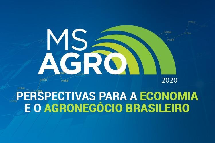 MS Agro 2020: especialistas renomados debatem economia e agronegócio em evento  virtual - SBA1 | Sistema Brasileiro do Agronegócio
